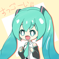 The japanese miku's day by puryfury
