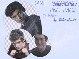 Daniel Sharman(IsaacLaheyTeenWolf) Png Pack by BelieveForMe