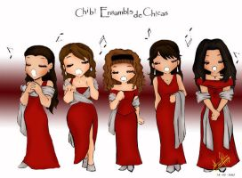 chikas  Ensamble vocal by Ditza