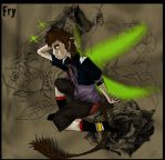 Fry Firefly by DragonBlueflame