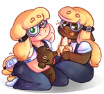 Minlings by Lil-Berry-Babe