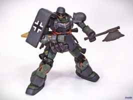 German Geara by enc86