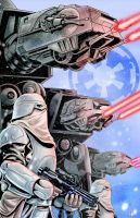 Star Wars - Hoth 2014 by WiL-Woods