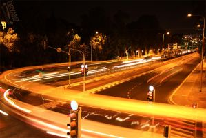 Long exposure experiment by oryanz