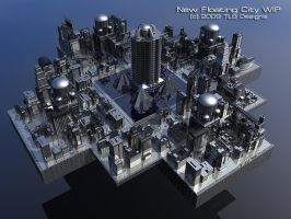 New Floating City 1 by TLBKlaus