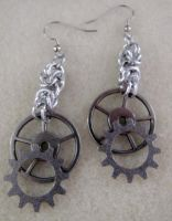 Ear Gears by CharmingChains