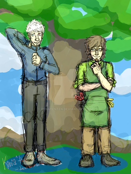 plant frickers by Kinia1the1Wolf