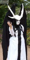 Ulquiorra Schiffer Cosplay by pure-faces