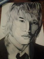 Kim JaeJoong by sketch7778