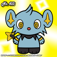 Hello Shinx by KazemaruHeishi