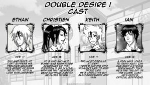 Double Desire I Cast by YukiMiyasawa