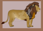 Adoptable Lion! AUCTION [OPEN] by RainsofOblivion