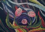 Aboriginal Tulips by doma22