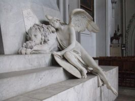 Canova - Mausoleum detail 1 by XiuLanStock