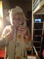 Canada Cosplay2  at night   XD by lisabean