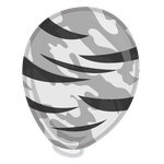 Camouflage Zebra Bloon by Dr-Noobalator