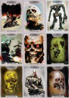 TerMINATOR: SALVATION Cards 5 by LuisDiazArtist
