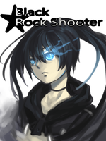 Black Rock Shooter by LengYou