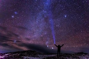 Under a Sky Full of Stars by cwaddell