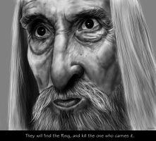 Saruman the White by Giova94