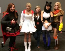 RWBY: in real Life by thomasboy44