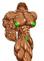 Female Bodybuilder3 by karinto