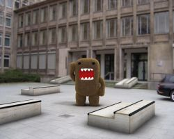 DOMO and some Curbs by snuff75x