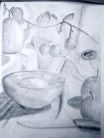 Fine art drawing by SCKW