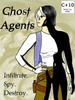 Ghost Agents by Keflavik