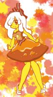 Breakfast princess by Inya-spring