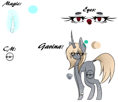 AT with Wolfartdude REF SHEET 3-9-17 {Gavina} by SaveLoveForever