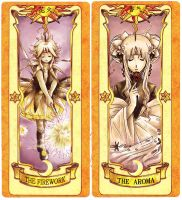 Crunchyroll - Design your own Clow Card entries by eikomakimachi