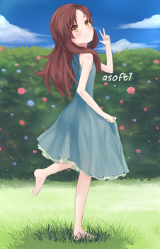 Rin by asoft1