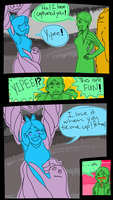 Fun with Fiends by leftcircle