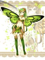 Green Fairy - Auction Open by YuikoHeartless