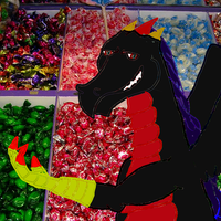 Scales' Candy Shop by blackminorscales