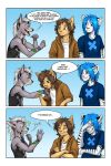 COMIC - broadleaf by oomizuao