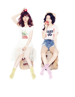 Girl's Day png [render] by Sellscarol