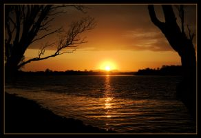 Hastings River sunset 8 by wildplaces