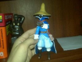 Black Mage from FF by VinceVII