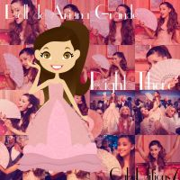 Doll de Ariana Grande Right There by CakeEditions7