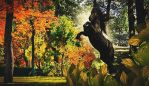 jump into the autumn by poisen2014