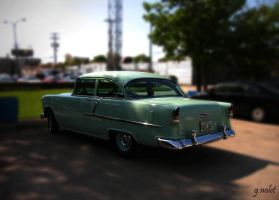 1955 Bel Air 2Dr Coupe. by skindawg