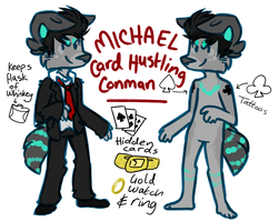 Michael by xCoyote