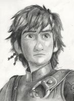 Hiccup by little-ampharos