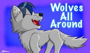Wolves All Around Icon by mine-kid23