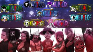 One Piece wallpaper by vJpCreate