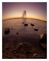 Jeddah's Fountain III by aymanko0o