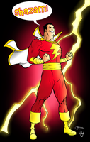 Shazam! by portfan