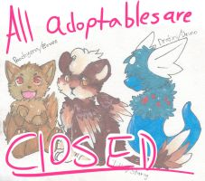 All adoptables closed if this is only image here by LittleWhiteWolfAngel